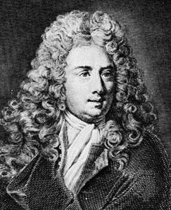 Antoine Galland, primer traductor de las 1001 noches al francés. Siglo XVIII.