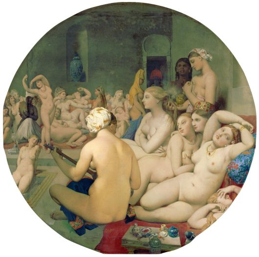 Le Bain Turc, by Jean Auguste Dominique Ingres (1862).jpg